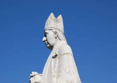 Busto de Fray Antonio Alcalde