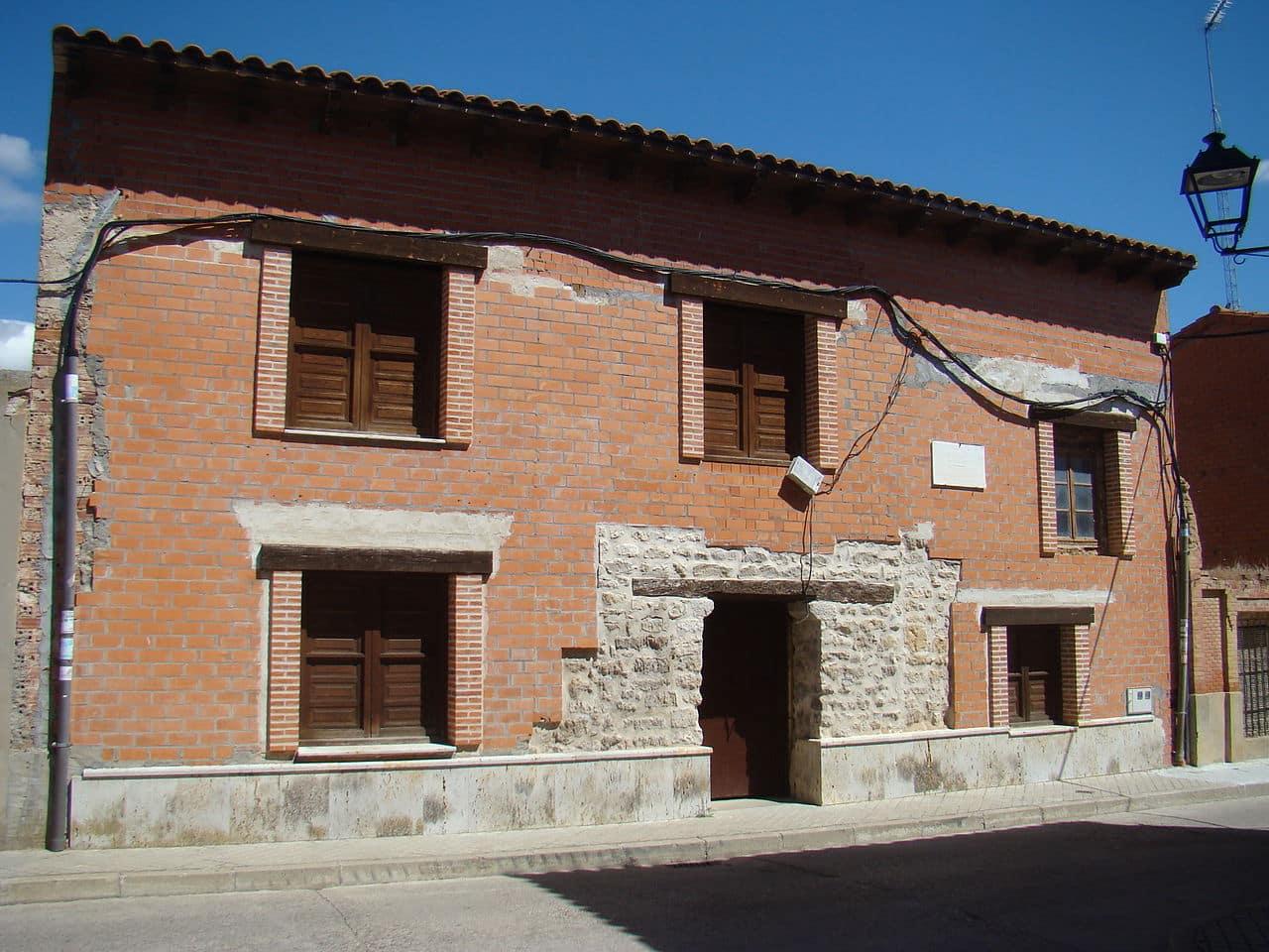 Casa Natal de Fray Antonio Alcalde