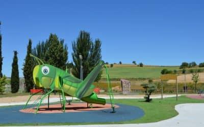 Cigales certifica sus Parques Infantiles y Áreas Biosaludables