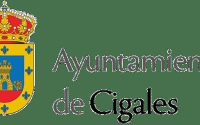 El Ayuntamiento de Cigales cierra sus parques Municipales