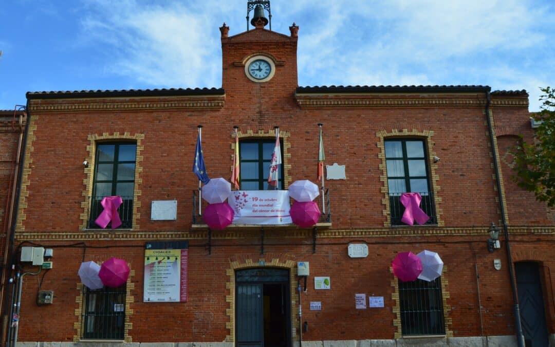 Cigales se une a la lucha contra el cáncer de mama