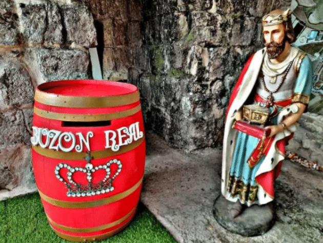 Los Reyes Magos esperan las cartas de todos los niñ@s de Cigales