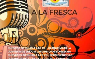 Monólogos a la fresca en Cigales